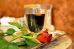 Роза и глинтвейн